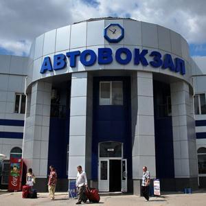Автовокзалы Александровского