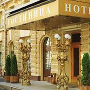 Гостиницы Александровского