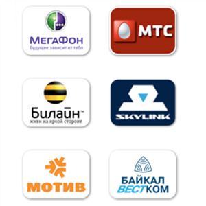 Операторы сотовой связи Александровского