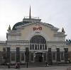 Железнодорожные вокзалы в Александровском